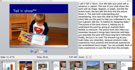 Presenter View: Your secret presentation tool | Digital Presentations in Education | Scoop.it