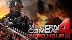 Modern Combat 4: Zero Hour | Mobile Games | Scoop.it
