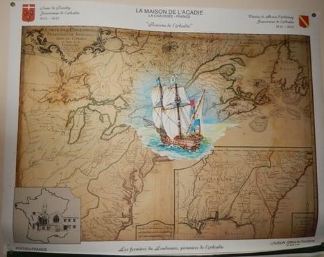 La généalogie d'Hervé - Un descendant d'acadien sur la terre de ses ancêtres | GénéaKat | Scoop.it