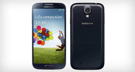 Samsung Galaxy S4 riceve Android 4.3 anche in Italia | Angariblog.net | angariano | Scoop.it