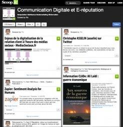 Scoop.it : un outil utile pour le veilleur. Sélection de sources. | Veille informationnelle, curation,intelligence économique | Scoop.it