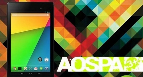 Install ParanoidAndroid on Nexus 7 2013 – How to | Info-Pc | Software | Scoop.it