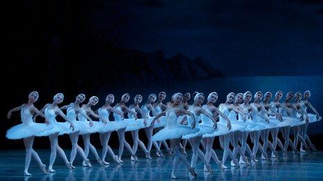 'Swan Lake' From Mariinsky Ballet, Broadcast Live | Dance in Society | Scoop.it