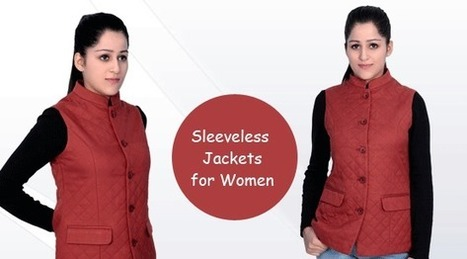 Enhance your looks with trendy winter jackets! | Jackets | winter clothes | Scoop.it