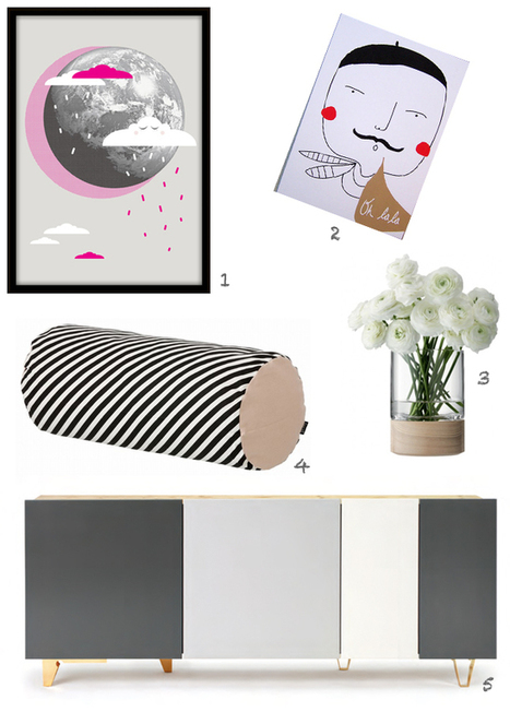 Happy Interior Blog: 5 Happy Inspirations: Urban Styling | Interior Design & Decoration | Scoop.it