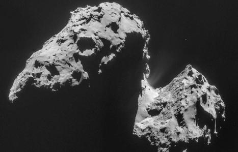 Rosetta: Non, il n'y a sans doute pas de vie extraterrestre sur la comète Tchouri | Beyond the cave wall | Scoop.it