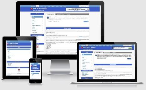 Diseño Web Adaptativo (Responsive Web Design) - Diseño ... - Xoops | Programacion | Scoop.it