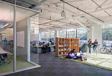 How A Bigger Lunch Table At Work Can Boost Productivity | Office Environments Of The Future | Scoop.it