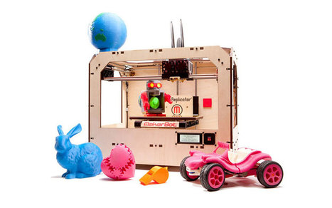 What Is 3D Printing and Why Should I Care? | 3D Printing and Innovative Technology | Scoop.it