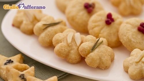 Ricetta Frollini Al Parmigiano Le Ricette Di Giallozafferanoit