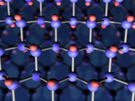 Grafeno, el material que marcará la nueva era de la electrónica | Think Big | CAMEETIC | Scoop.it