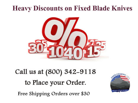 Best Deals on Fixed Blade Knives   Shop Survival Gears and Accessories Online   Scoop.it