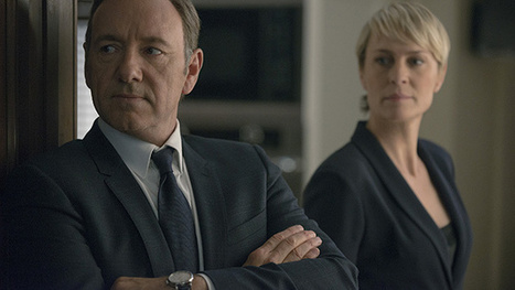 Grading House of Cards in 4K: It's Scary Because It's Real - Studio Daily | Broadcast engineering facilities design by a real engineer                         310-980-3229 | Scoop.it