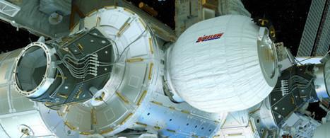 La pièce gonflable de la station spatiale internationale ne s'est pas gonflée | JPBlog Technoselect | Scoop.it