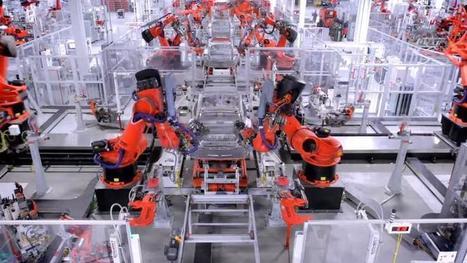 La Maison Blanche s'intéresse au travail des robots | Une nouvelle civilisation de Robots | Scoop.it