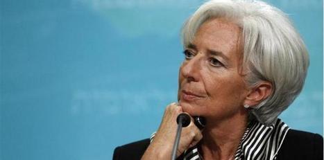 Lagarde veut plus de femmes dans l'économie, car c'est un gage de croissance | Economie | Scoop.it