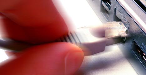 Le retour de la suspension de l'accès à internet | Libertés Numériques | Scoop.it