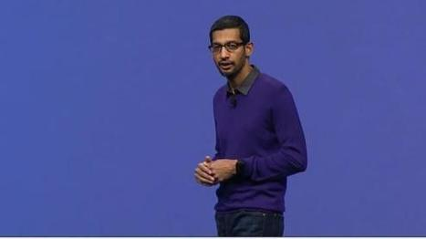 The Googling Breakfast with Sundar Pichai is going LIVE | Suleman H Khan | Scoop.it