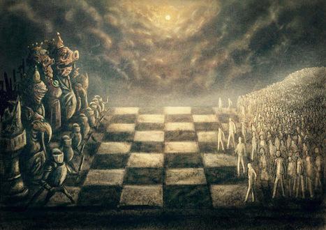 ¡ES LA LUCHA DE CLASES, ESTÚPIDOS! | La R-Evolución de ARMAK | Scoop.it