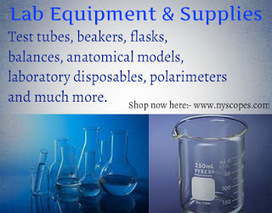 What are commonly sold chemistry supplies by Lab Company? | New York Microscope Company | Scoop.it
