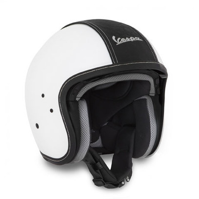New Vespa Fibre Helmets | Motorcycle Industry News | Scoop.it