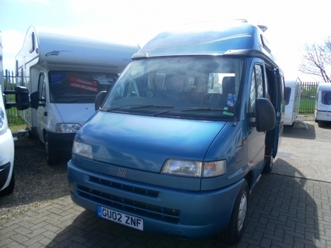 Used 2002 Auto-Sleepers Sussex 2.0 Petrol for sale in Hitchin Hertfordshire | Master Cars Sales | Campervans News | Scoop.it