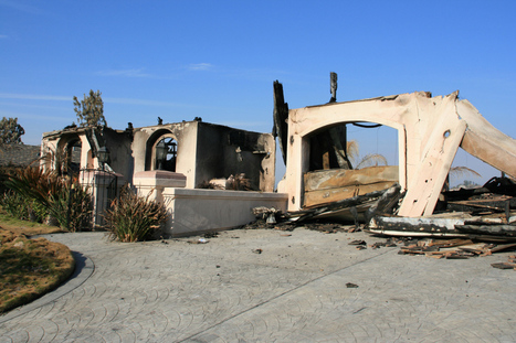 How suburban sprawl makes wildfires more deadly | Unit 7 (Urban Development) | Scoop.it