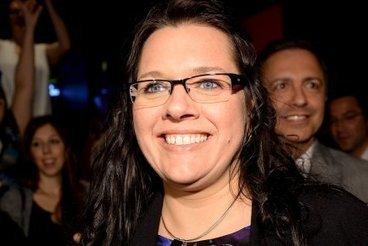 La femme qui a battu Pauline Marois  - Élections québécoises | Ô Féminin, Pluri-Elles | Scoop.it