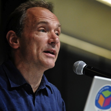 Eureka People: How Tim Berners-Lee invented the Web | The P2P Daily | Scoop.it