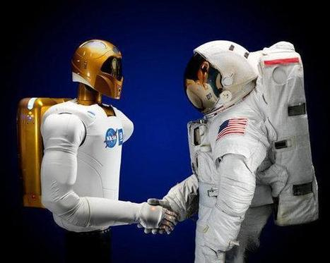 NASA asks coders to make robot astronaut more helpful | The Rise of the Algorithmic Medium | Scoop.it