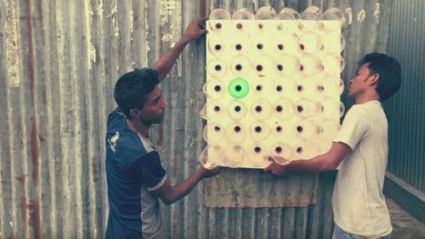 This ingenious no-electricity cooler made with plastic bottles is helping Bangladesh cope with summer | Eureka | Scoop.it