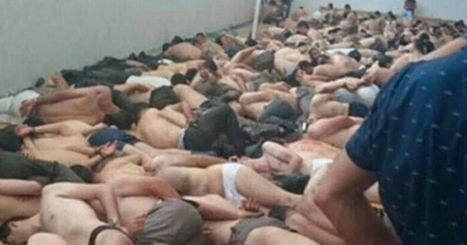 Thousands of Turkey coup prisoners 'raped, starved and hogtied'   The Peoples News   Scoop.it