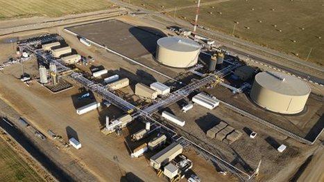 Explosion dans une usine de fracturation hydraulique, 1blessé | STOP GAZ DE SCHISTE ! | Scoop.it