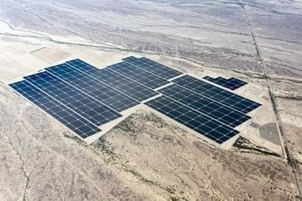 290 MW de soleil dans le désert de l'Arizona | Renewables Energy | Scoop.it