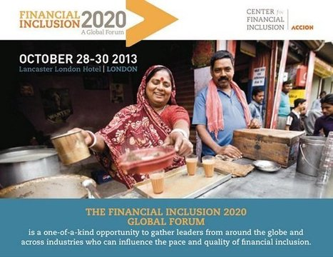 Winners and Losers on the Road to Financial Inclusion | Financial Inclusion for the Base of the Pyramid | Scoop.it