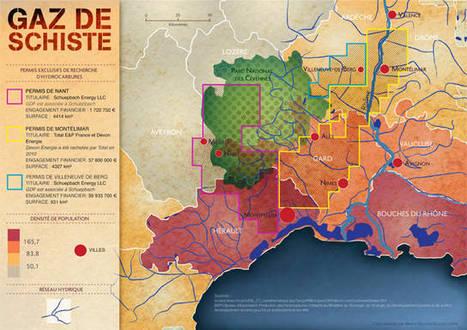 Nucléaire et gaz de schiste s'invitent au Conseil européen - Eco(lo) - Blog LeMonde.fr | gaz de schiste | Scoop.it