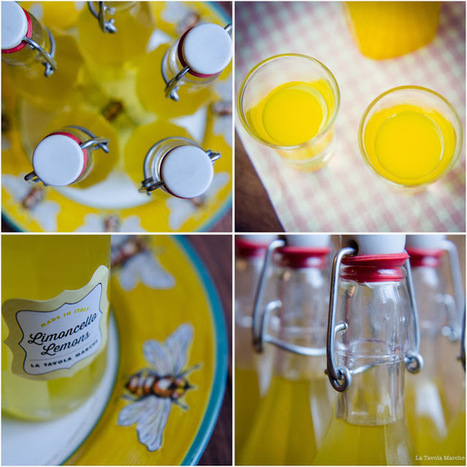 Limoncello for the Holidays | Le Marche and Food | Scoop.it