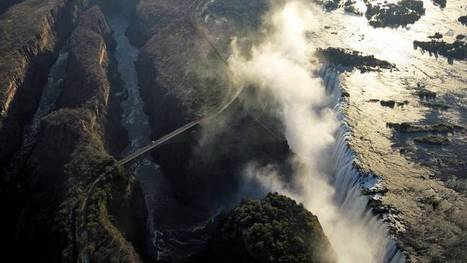 Opplev Fantastiske Victoria Falls! | Safari Afrika | Scoop.it