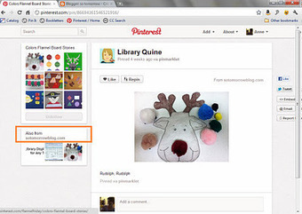 Pinterest for Librarians ~ so tomorrow | School libraries | Scoop.it