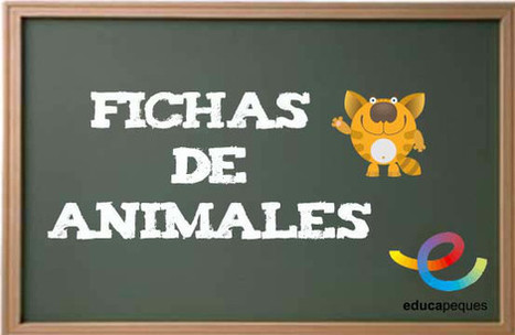 Fichas infantil: Los animales - | Recull diari | Scoop.it