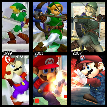 Picture 1756 « The Evolution of Graphics in Video Games Over The Last 25 Years [1987-2011] « GamingBolt.com: Video Game News, Reviews, Previews and Blog | video game progress | Scoop.it
