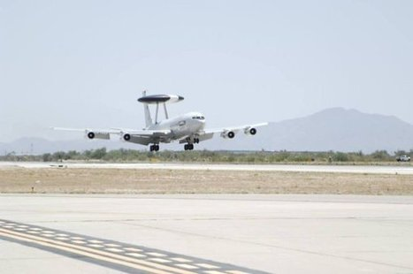 L'OTAN retire du service son premier E-3A Sentry AWACS | Veille de l'industrie aéronautique et spatiale - Salon du Bourget | Scoop.it