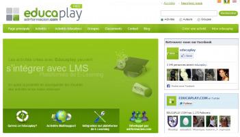 Educaplay : créer des activités pédagogiques multimédia | pédagogie | Scoop.it