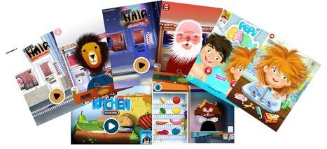 Aplicativos que podem ser usados no atendimento de crianças com TDAH e Autismo | Educação. Conteúdo | Scoop.it
