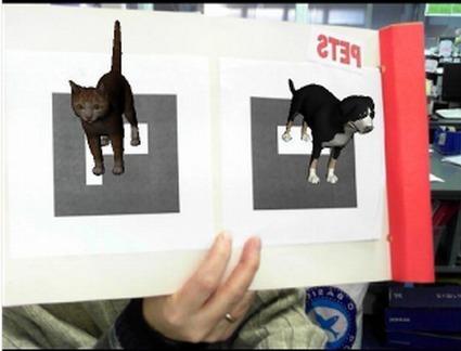 Crea y aprende con Laura: Animals Everywhere. Material didáctico con Realidad Aumentada para nivel inicial | Realidad aumentada en Educación | Scoop.it