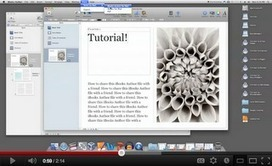 Apps in Education: Monster List of iBook Tutorials | IKT och iPad i undervisningen | Scoop.it