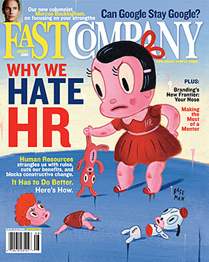 The warnings of 'Why We Hate HR' are worth revisiting - HR Magazine | Human Capital & Business Trends | Scoop.it