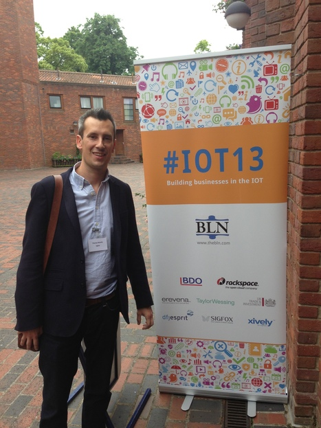 Back from the BLN Internet of Things 2013 conference | SIGFOX | Scoop.it