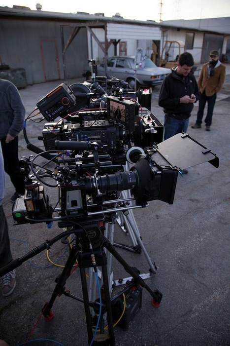Digital Cinematography vs Film: Tides are Turning   Hurlbut Visuals   Videography   Scoop.it