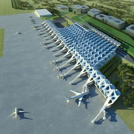 Zaha Hadid appointed to develop plans for new London airport | What Surrounds You | Scoop.it